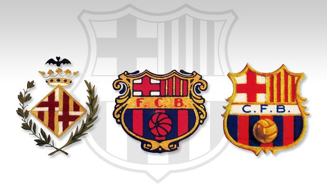 Identifikaciya Emblema Fk Barselona