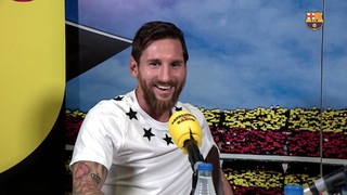 Leo Messi: Being first captain 'a great source of pride'