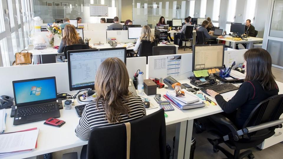 Newsdetails fundaci for Oficina treball barcelona