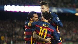 FC Barcelona 6 – AS Roma 1 (1 minute)