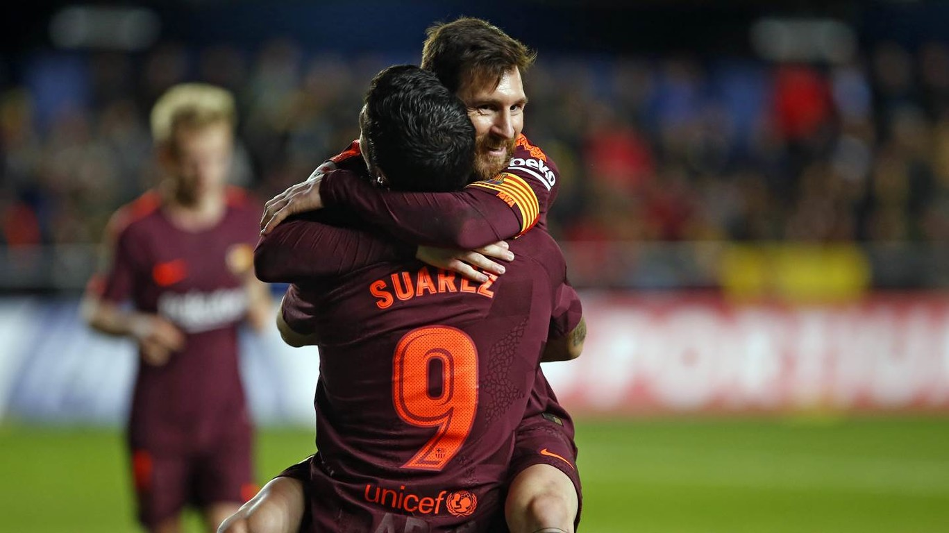Gol dari Suárez dan Messi di babak kedua, mengijinkan skuat Valverde untuk membawa pulang tiga poin emas dari kunjungan mereka ke Estadio de la Cerámica dan terus tak terkalahkan