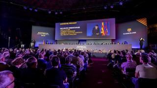 L'Assemblea de Compromissaris del FC Barcelona 2018 (part 2 de 3)