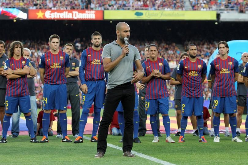 Image result for pep guardiola barcelona b