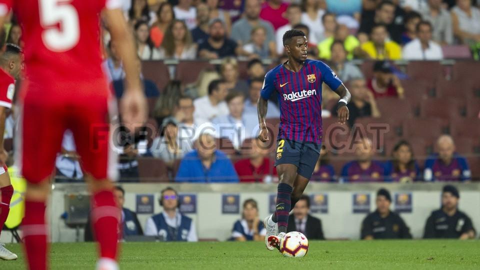 صور مباراة : برشلونة - جيرونا 2-2 ( 23-09-2018 )  99551844