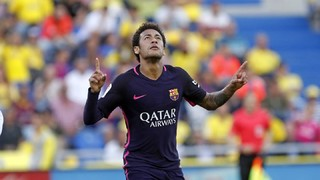 Las Palmas 1  - FC Barcelona 4  (1 minut)