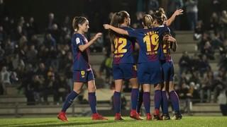 FC Barcelona 7 - Madrid CFF 0 (Liga)