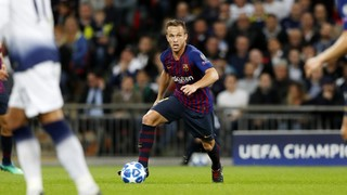 Arthur Melo shines at Wembley