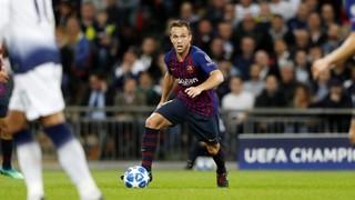 Tottenham - FC Barcelona (3 minuts)