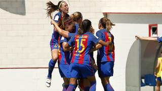 FC Barcelona 1 - Real Sociedad 0 (Copa de la Reina)
