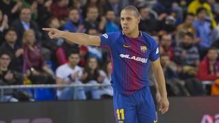 FC Barcelona Lassa 3 - Movistar Inter 3 (Copa del Rey)