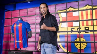 "Ronaldinho has said he is ""proud to be invited to help make Barça more well-known around the world."""