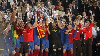 FC Barcelona 2 - Manchester United 0 (Champions League 2008-09)