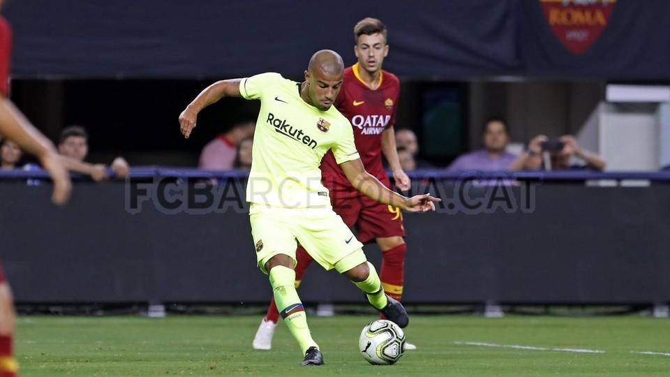 صور مباراة : برشلونة - روما 4-2 ( 01-08-2018 )  95179878