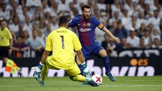 See all the action from the second leg of the Spanish Super Cup in the Santiago Bernabéu