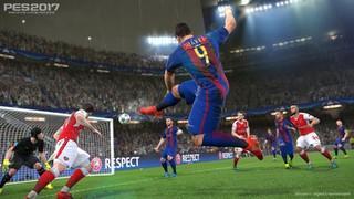 Konami, Premium Partner del FC Barcelona, lanza el PES 2017