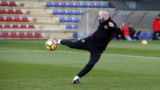 Last training thinking about Celta