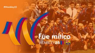 El resumen de los actos de celebración de Wembley 25