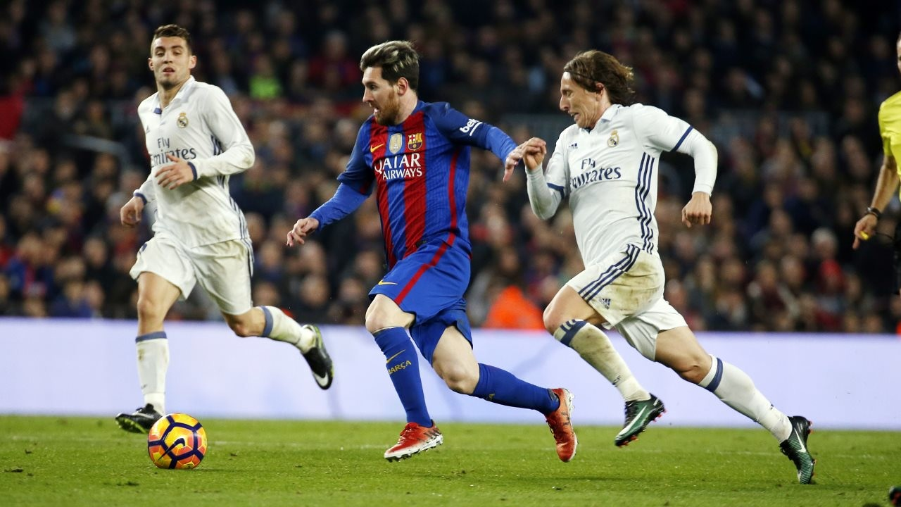 Barça will face Real Madrid in week 17 and week 36 of the league campaign, first at the Santiago Bernabéu and then at Camp Nou