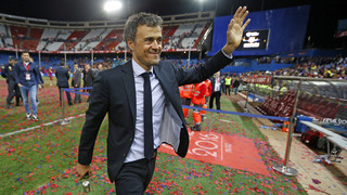 Luis Enrique to leave FC Barcelona at the end of the season