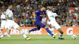 FC Barcelona 5 - Chapecoense 0 (1 minuto)