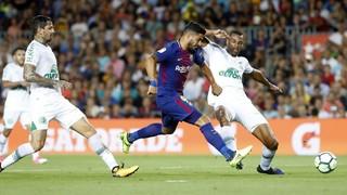 FC Barcelona 5 - Chapecoense 0 (1 minut)