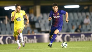FC Barcelona B 1 - Lugo 2 (Lliga)