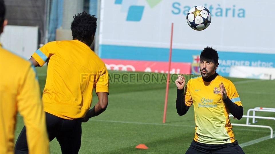 عکس از آکادمی بارسلونا
