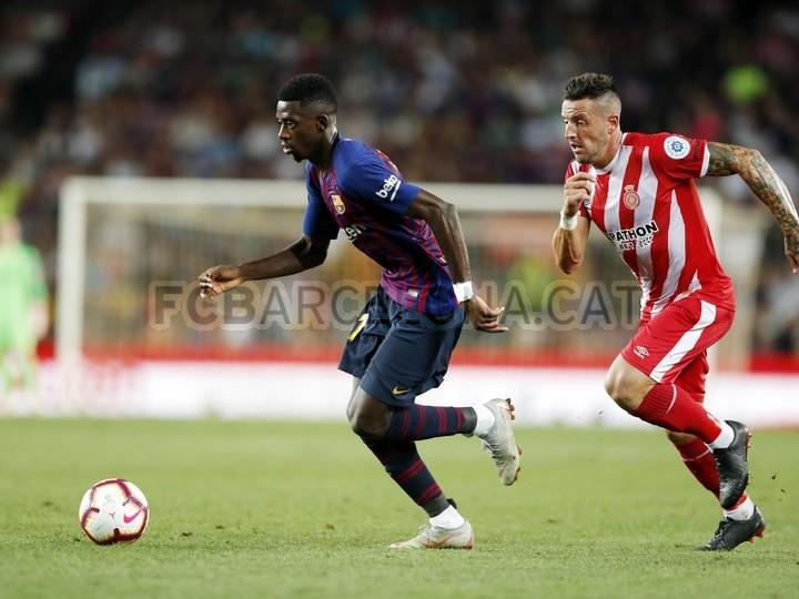 صور مباراة : برشلونة - جيرونا 2-2 ( 23-09-2018 )  99533929