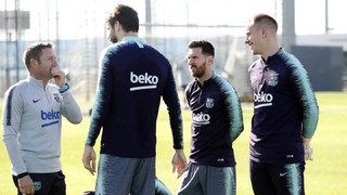 Leo Messi and Samuel Umtiti return to squad list
