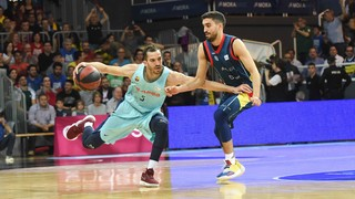 MoraBanc Andorra v Barça Lassa: All square ahead of Palau (81-85)
