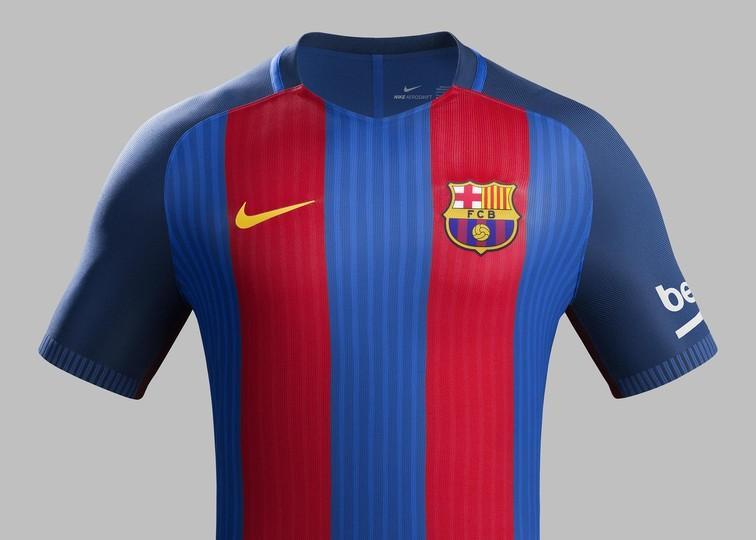 camisetas de futbol Barcelona nuevas