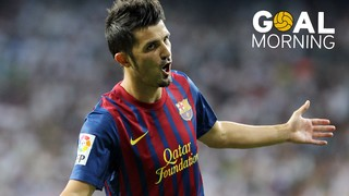 Goal Morning: What a goal by Villa against Real Madrid in Supercup 2011/12