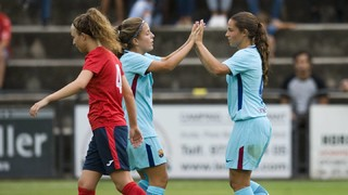 UE Olot 17-0 FC Barcelona: Mammoth win under pouring rain