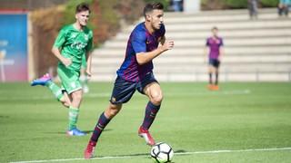 Cornellà A – Juvenil A: Primera derrota a la Lliga (1-0)