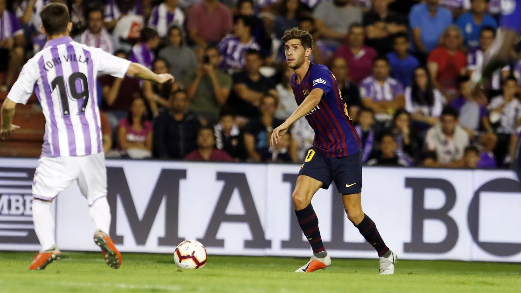 صور مباراة : بلد الوليد - برشلونة 0-1 ( 25-08-2018 )  96710251
