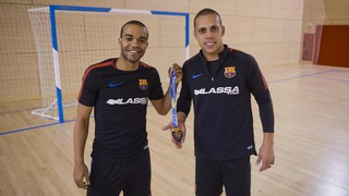 Ferrao y Leo Santana se reincorporan a los entrenamientos