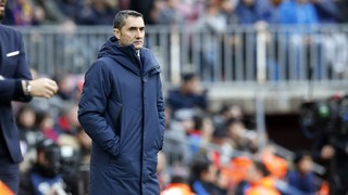 Ernesto Valverde: 'We were lacking some freshness'