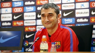 Ernesto Valverde: 'Las Palmas will press us hard'