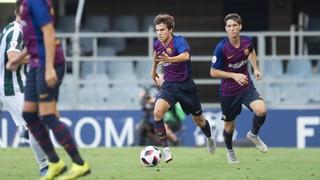Barça B - Peralada: Primer punto en el Miniestadi (0-0)