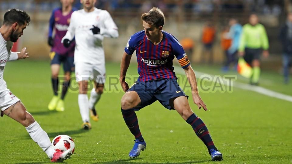 صور مباراة : كولتورال ليونيسا - برشلونة 0-1 ( 31-10-2018 ) كأس ملك إسبانيا 101926764
