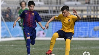 Infantil B 2 - Atlético de Madrid 2 (4-3 LaLiga Promises)