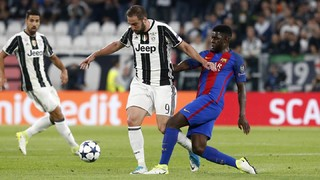 Juventus 3 - FC Barcelona 0 (3 minutes)