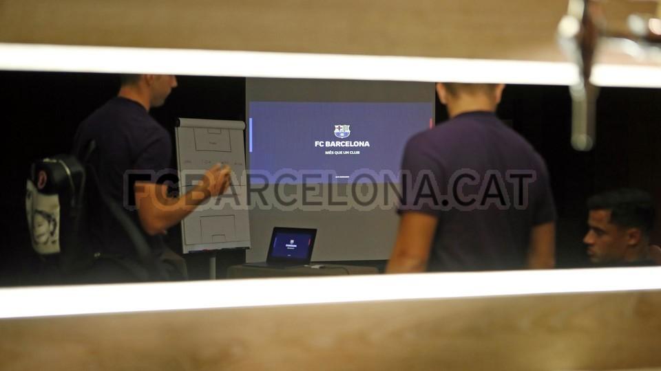 صور مباراة : بلد الوليد - برشلونة 0-1 ( 25-08-2018 )  96768365
