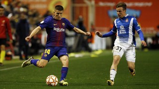 FC Barcelona 0 - Espanyol 0 (4-2) (3 minutos)