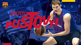 Artem Pustovyi signs for Barça Lassa