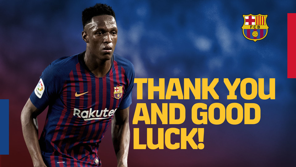 Agreement with everton for the transfer of yerry mina fc barcelona the club reserves the right to buy back the player stopboris Choice Image