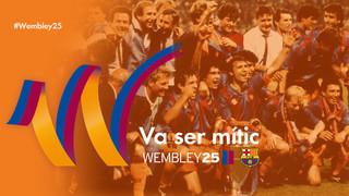 El resum dels actes de celebració de Wembley 25