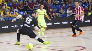 AE Penya Esplugues – Barça Lassa: Classificats per a la final (3-7)