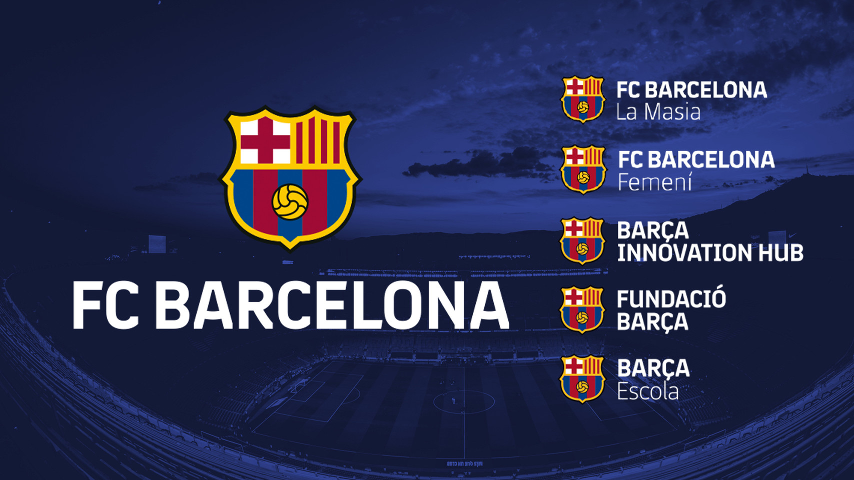 A Crest For New Times Fc Barcelona