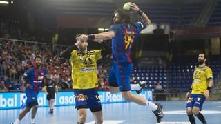 Puerto Sagunto 24 - FC Barcelona Lassa 32 (ASOBAL)